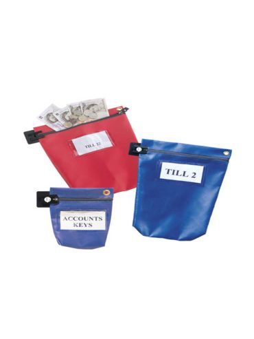 Secure Cash Bags and Secure Key Wallets