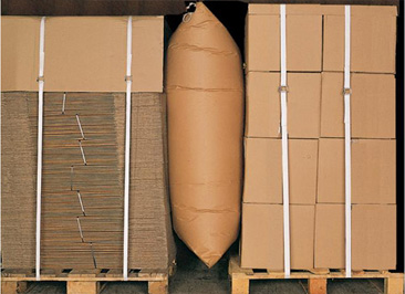 Dunnage Bags   Paper and Woven Dunnage Bags